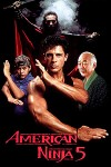 Американский ниндзя 5 (1993) — скачать фильм MP4 — American Ninja 5