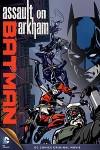 Бэтмен: Нападение на Аркхэм (2014) скачать бесплатно в хорошем качестве