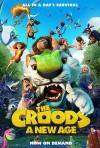 Семейка Крудс: Новоселье (2020) — скачать мультфильм MP4 — The Croods: A New Age