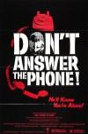 Не отвечай по телефону! (1980) — скачать фильм MP4 — Don't Answer the Phone!