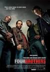 Кровь за кровь (2005) — скачать фильм MP4 — Four Brothers
