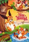 Лис и пёс (1981) — скачать мультфильм MP4 — The Fox and the Hound