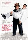 Чак и Ларри: Пожарная свадьба (2007) — скачать фильм MP4 — I Now Pronounce You Chuck & Larry