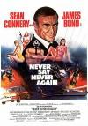Джеймс Бонд: Никогда не говори «никогда» (1983) — скачать бесплатно