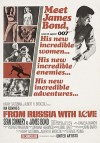 Джеймс Бонд: Из России с любовью (1963) — скачать на телефон и планшет бесплатно