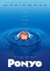 Рыбка Поньо на утесе (2008) — скачать бесплатно