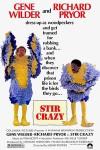Буйнопомешанные (1980) — скачать фильм MP4 — Stir Crazy