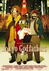 Однажды в Токио (2003) — скачать мультфильм MP4 — Tokyo Godfathers
