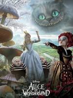 Алиса в стране чудес (2010) скачать на телефон бесплатно mp4