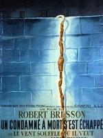 Приговоренный к смерти бежал, или Дух веет, где хочет (1956) — скачать бесплатно