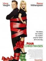 Четыре Рождества (2008) скачать на телефон бесплатно mp4