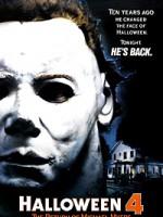 Хэллоуин 4: Возвращение Майкла Майерса (1988) скачать на телефон бесплатно mp4