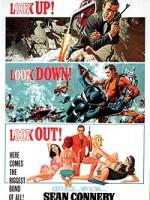 Джеймс Бонд: Шаровая молния (1965) скачать на телефон бесплатно mp4