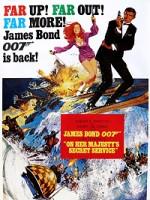 Джеймс Бонд: На секретной службе ее Величества (1969) скачать на телефон бесплатно mp4