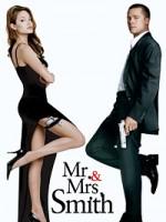 Мистер и миссис Смит (2005) скачать на телефон бесплатно mp4