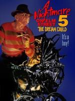 Кошмар на улице Вязов 5: Дитя сна (1989) скачать на телефон бесплатно mp4