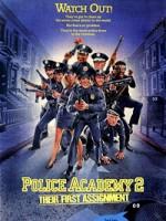 Полицейская академия 2: Их первое задание (1985) скачать на телефон бесплатно mp4