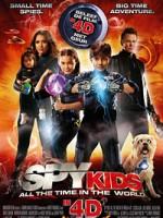 Дети шпионов 4: Всё время мира (2011) скачать на телефон бесплатно mp4