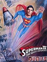 Супермен 4: В поисках мира (1987) — скачать бесплатно