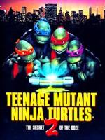 Черепашки-ниндзя 2: Тайна изумрудного зелья (1991) скачать на телефон бесплатно mp4