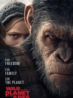 Планета обезьян: Война (2017) скачать на телефон бесплатно mp4