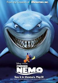 В поисках Немо (2003) нате телефон