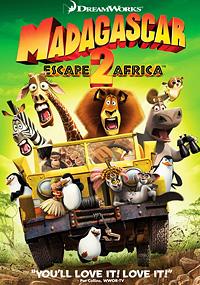Скачать Мадагаскар 2 (2008)