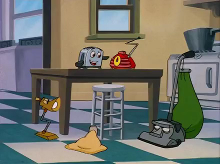 brave little toaster goes to mars screenshots - photo #16